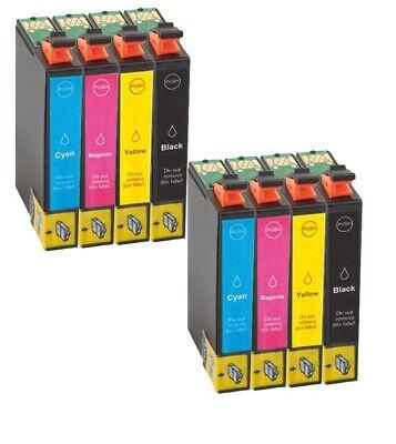 tinta cartuchos non oem Epson Stylus s22 sx125 sx130 sx230 sx235w sx430 sx445 6