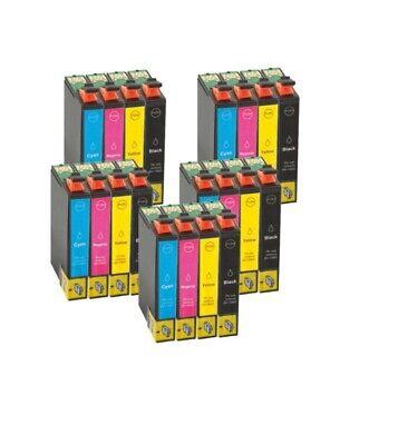 tinta cartuchos non oem Epson Stylus s22 sx125 sx130 sx230 sx235w sx430 sx445 2