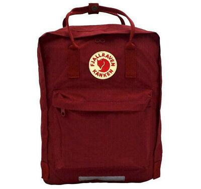 7L/16L/20L Waterproof Fjallraven Kanken Backpack Travel Sport Handbag Rucksack 3