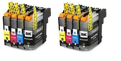 Cartuchos de Tinta Compatibles Non Oem para Brother LC223 LC-223 LC 223 XL LC221 6