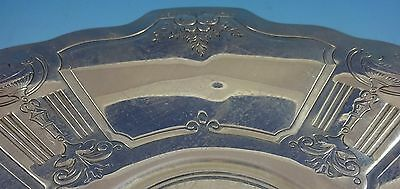 Reed and Barton Sterling Silver Cookie Plate w/Chased Urns Fruit #800 (#1413) 5
