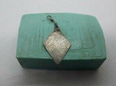 Rare! Perfect Ancient  Silver Ornament Decoration Viking AGE c.9-11 AD #454 4