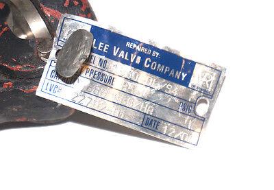 Teledyne 1850-0L/S4 Pressure Relief Valve 18500Ls4 Repaired 3