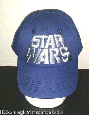 separation shoes 1387c 56211 ... discount code for disney parks star wars blue silver adult baseball cap  hat 7437b 1bdf8