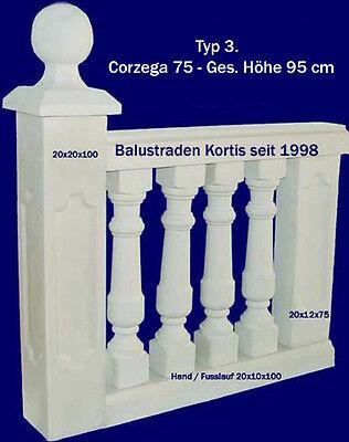 Baluster Balustraden Balustrade Gelander Zaune Balkon Zaun Saulen
