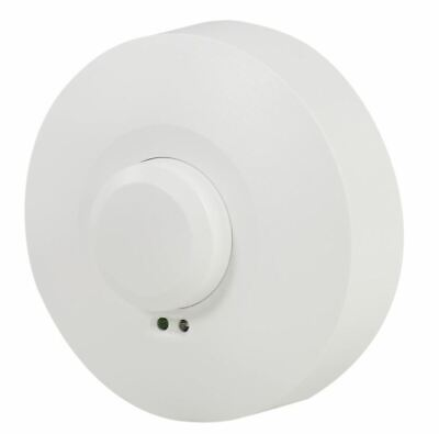 Motion PIR Sensor Wall Mounted Movement Detector 230V MCR-02 2