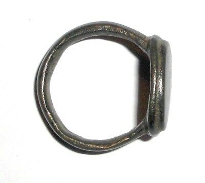 Ancient Roman Empire, 1st - 3rd c. AD. Bronze Ring. 3