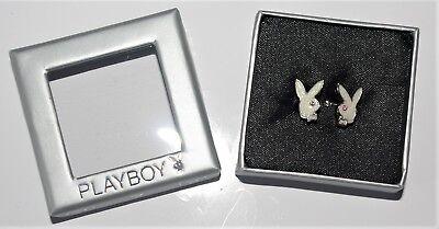 playboy ohrringe