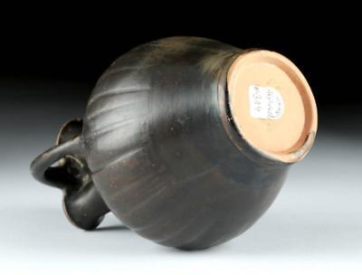 Greek Apulian / Campanian Blackware Oinochoe Lot 20A