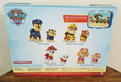 Nickelodeon Paw Patrol Kitty Catastrophe Figure Gift Set #20126436 Spin Master