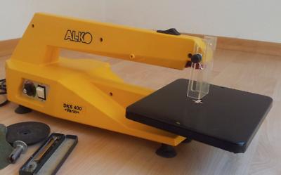 ✅ 6 schmale Holz Sägeblätter für OBI Hobby-Lux-450 Dekupiersäge  ✅