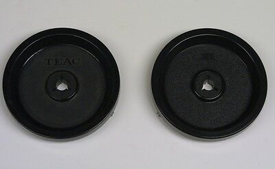 "ONE PAIR; Brand New NAB Hub Adapters for 10.5/"" Reels"