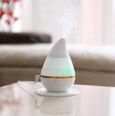 MINI LED Ultrasonic Aroma umidificatore aria aromaterapia OLIO ESSENZIALE