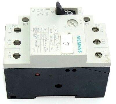 Siemens 3VU1300 1MN00 Starter Protector Circuit Breaker  50 60Hz new old stock