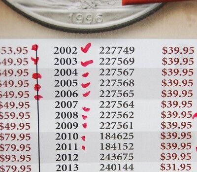2006 Silver American Eagle BU 1 oz US $1 Dollar Uncirculated Mint Air-tite Cap 3