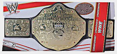 WWE WCW World Heavyweight Championship Mattel Belt 34 ...