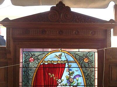 Flower Pot Victorian Aestetic Move Ment Landing Window. 5