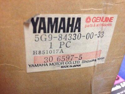 Yamaha 5G9-84330-00-33 XJ900 XJ 900 bol de phare ,  front headlight body NOS