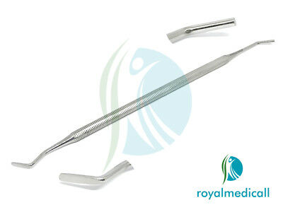 Professional Dental Tartar Calculus Plaque Remover  Tooth Scraper  Stainless CE 2