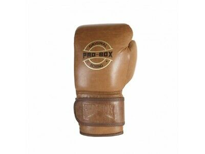 Pro Box Original Boxing Gloves Leather Sparring Gloves 10oz 12oz 14oz 16oz 7