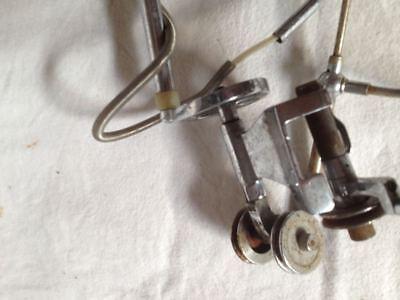 Steampunk Bastelmaterial Zahnarzt Arme Lampe 10
