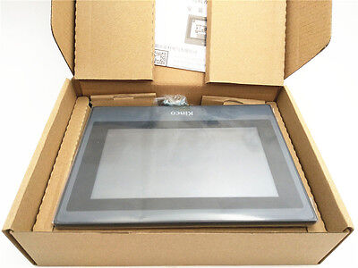 "New In Box 7"" inch HMI Touch Screen Panel Kinco MT4434T with Cable&Software 10"