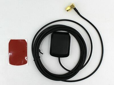 US Enhanced 3M GPS antenna navigation positioning Aerial Curved Male SMA