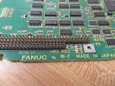 30 Days Warranty Fanuc A20B-8101-0350 PC104 DNET WIDEMINI MOTHER PCB
