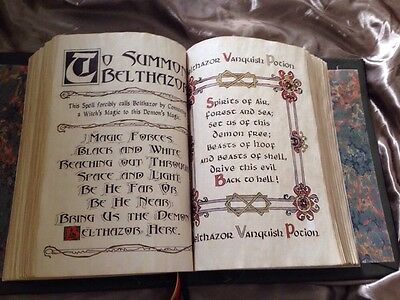 ✨**CHARMED BOOK OF SHADOWS✨REPLICA! PROP! Not Dvd Set!✨TV WITCHES✨WICCA ✨EASTER✨ 7