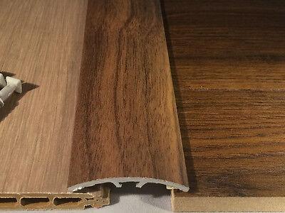 Dural Multifloor Door Bar Threshold Strip Laminate Floor 09m