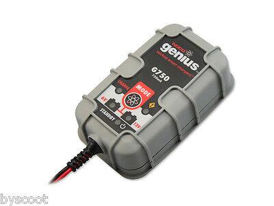 Chargeur de batterie NOCO Genius G750 75A 6V 12V entretien auto moto voiture