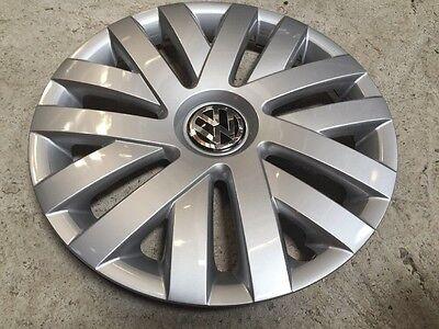 Volkswagen Jetta 2010-2013 Hubcap Premium Replacement 16-inch Wheel Cover