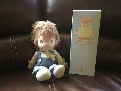 "Applause Precious Moments Boy Doll ""flippy"" 4568 (New In Box)"