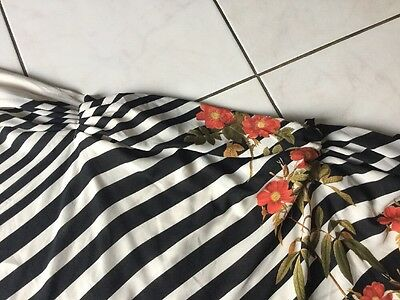 Haut foulard KOOKAI  taille 2 noir /blanc soit 38/40 neuf 4