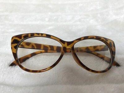 Lunettes de soleil papillon léopard verres gris pinup rétro vintage glamour