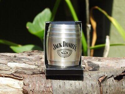 Jack Daniels Medium Barrel Shot Glass