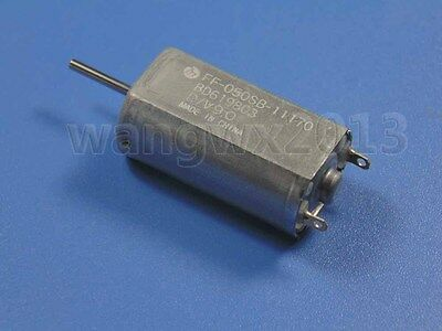 For MABUCHI FF-050SK-11170 DC7V 10400RPM High Speed Micro Motor for DIY Parts