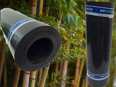 15m 2mm//70cm HDPE Bambussperre Rhizomsperre Wurzelsperre Rootbarrier