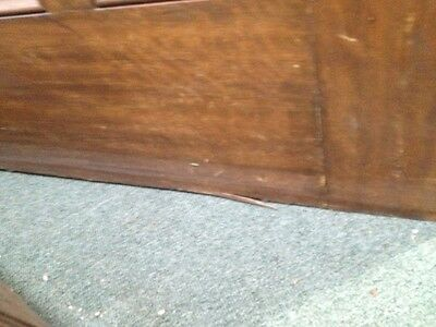 "Spanish Hewn Wood Front Door 77""x40 5"