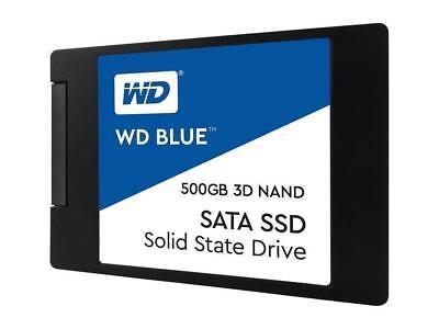 """SSD 2.5"""" WD Green Blue 120GB 250GB 500GB 1TB 2TB SATA Internal Solid State Drive 5"""