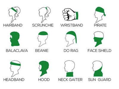 Face Balaclava Scarf Neck Fishing Shield Sun Gaiter Uv Headwear Mask 26 Styles 2