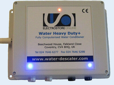 Electronic Water Conditioner Descaler Softener – Duty (Made In Uk) 3