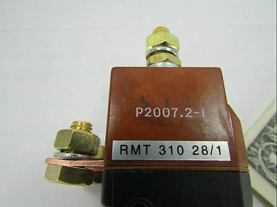 80A 60V Magnetically Latched DC Contactors CZJ-80S/30-60A 30VDC Coil RMT Relays