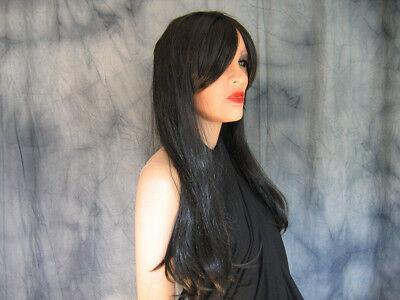 Latexmaske MARILYN +WIMPERN +PERÜCKE - Real. weibliches Frauengesicht Frau Trans 9