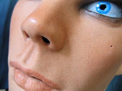 Latexmaske LIV STARLET +AUGEN Real. Frauenmaske Gummi Frau Zofe Trans Swinger 5