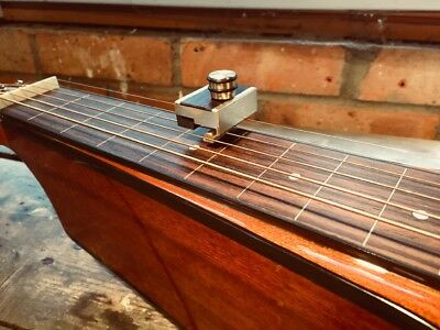 Partial Lap Steel/Dobro/Resonator Square Neck/weissenborn Capo By WOODSHED CAPOS 2