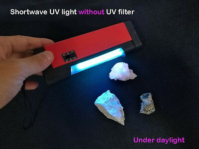 Uv C Shortwave 254nm Germicial Ultraviolet Lamp Fluorescer