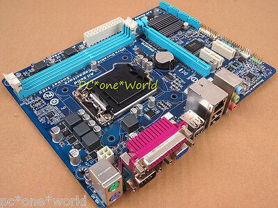GIGABYTE GA-H61M-DS2 MOTHERBOARD Socket 1155 DDR3 Intel H61 100% working