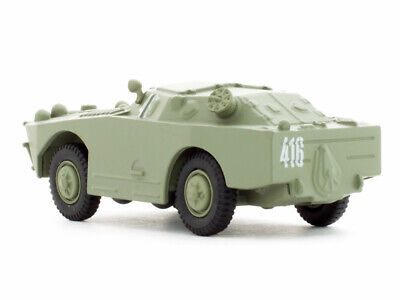 BRDM-1 Amphibious Armored Scout Car USSR 1957 Year 1//72 Scale Diecast Model
