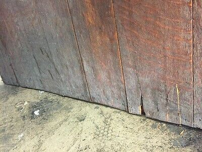 Old Arts And Crafts Craftsman Style 48 Inch Front Door 11